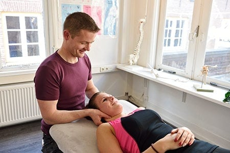 Behandeling Triggerpoint Therapie - Specialisaties
